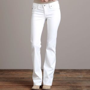 '*•* AG white the angel boot cut jeans *•*'